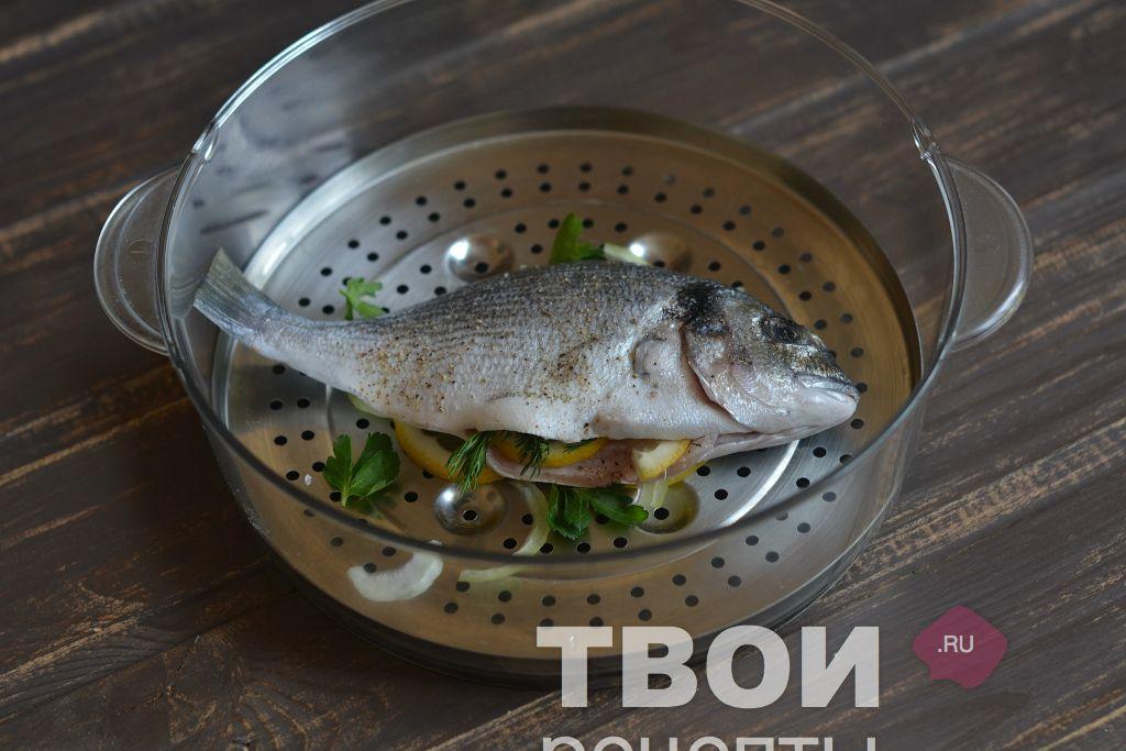 Кефаль в пароварке рецепты