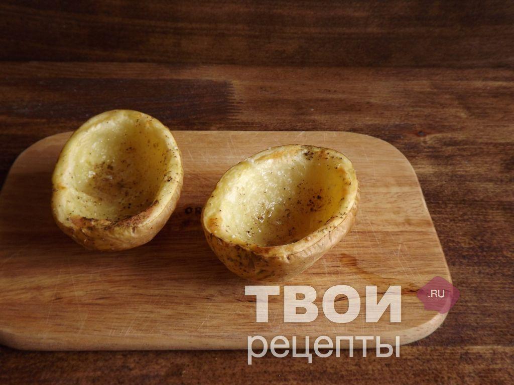 фото рецепт картофель в пароварке