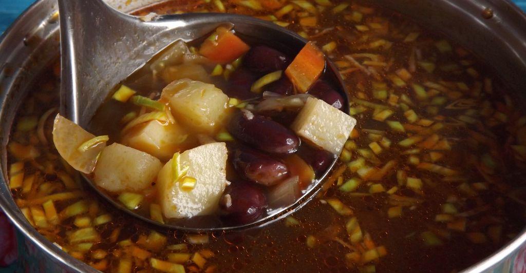 Как варить суп из щавеля пошаговый рецепт