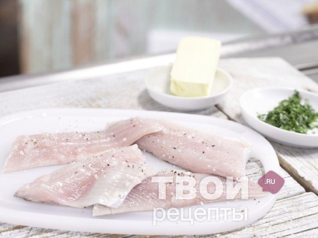 Как приготовит филе форели