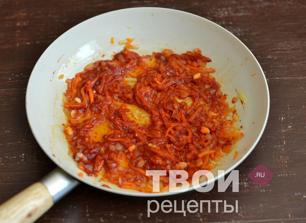 Суп с фрикадельками в томатном соусе рецепт пошагово с фото