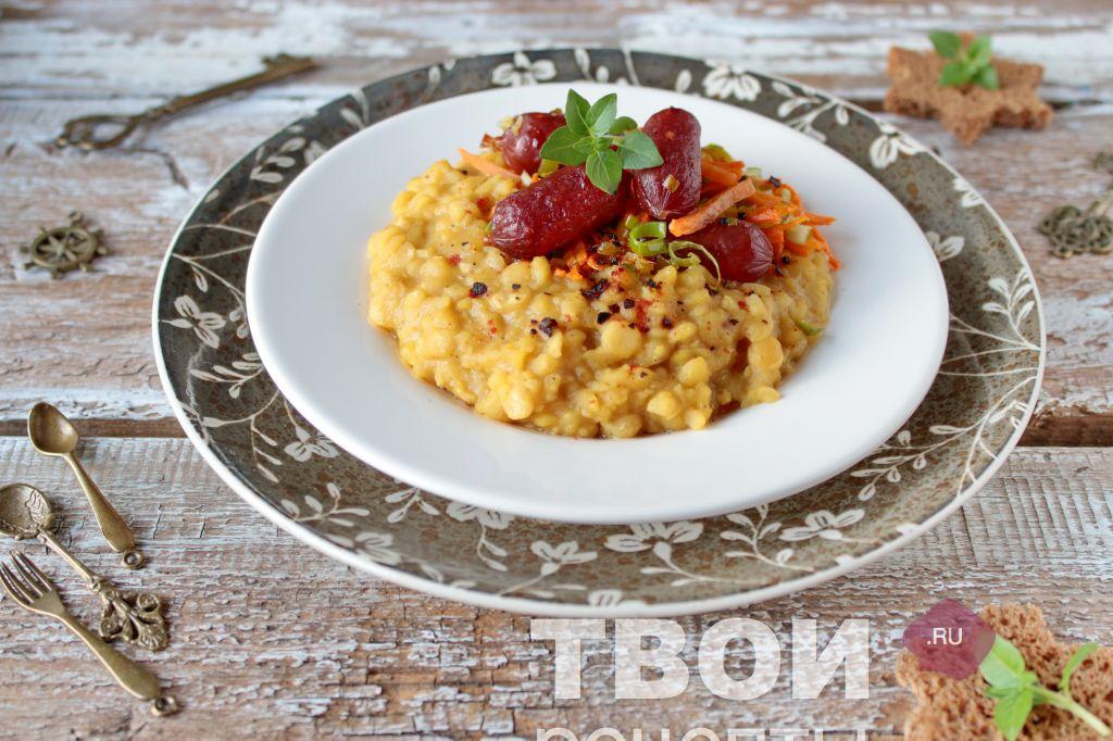 Гороховая каша - пошаговый рецепт с фото: как приготовить 14