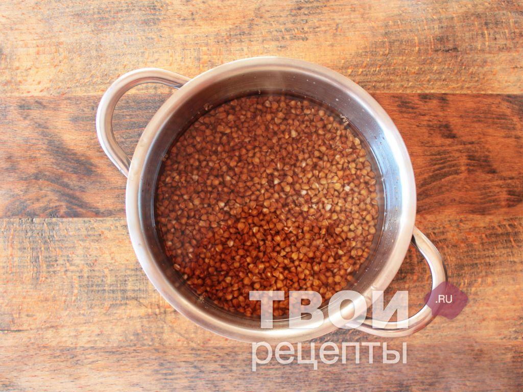 Гречка приготовления рецепт пошагово