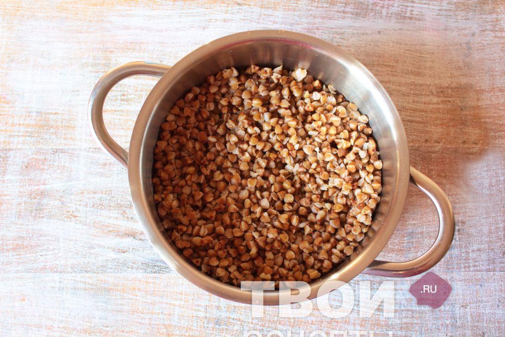 как приготовить кисель из гречки