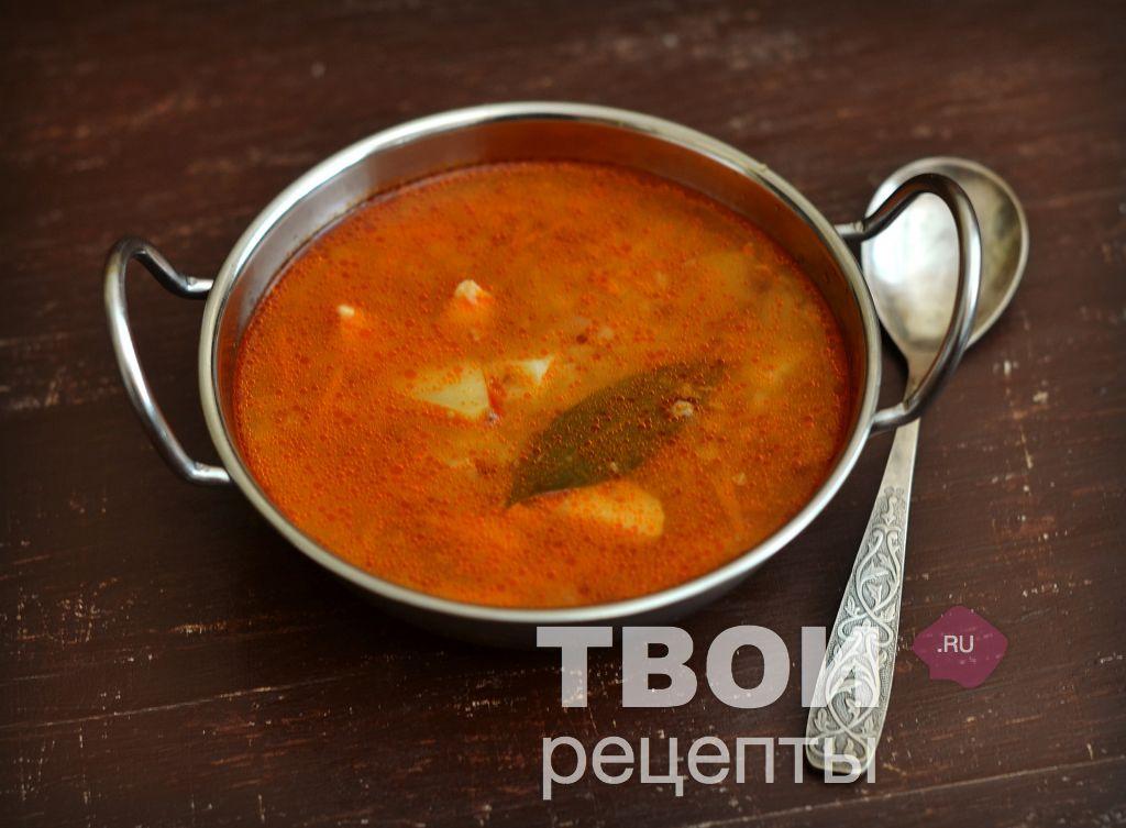 гречневый суп рецепт сколько гречки