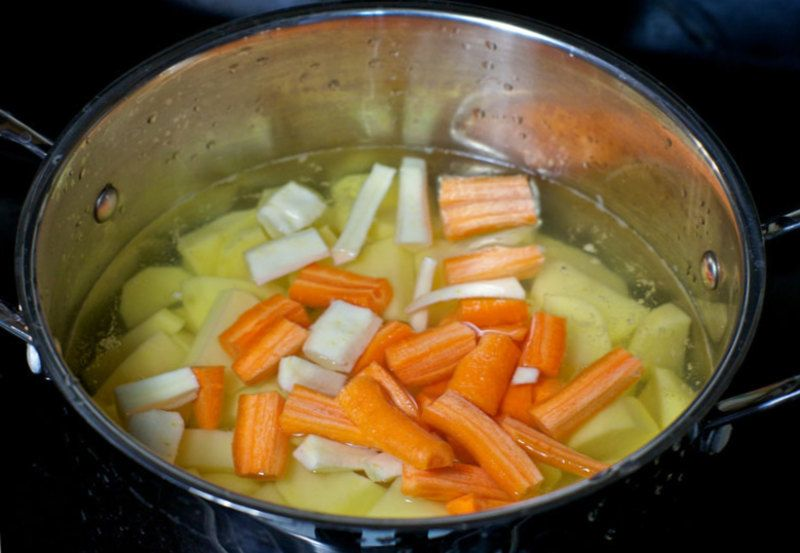 куриный суп с лапшой диетический рецепт