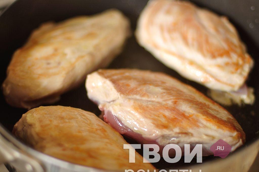 Блюда из куриных грудок, рецепты с фото на RussianFood.com ...