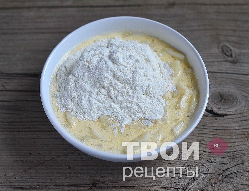 Рецепт кекса с дыркой