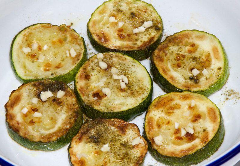кабачки в мультиварке рецепты с фото пошагово