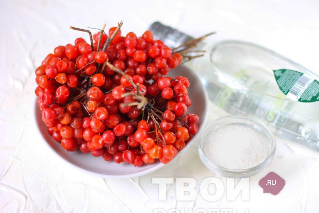 Что можно приготовить из ягод калины