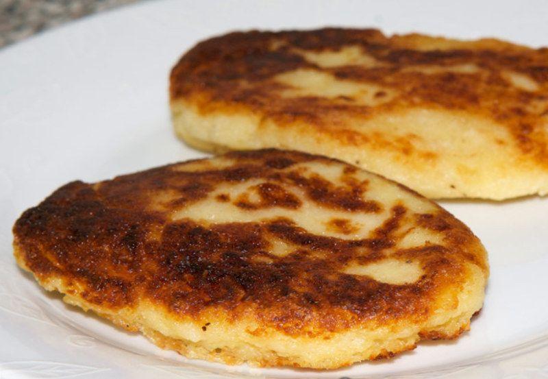 Картофельные пирожки пошагово