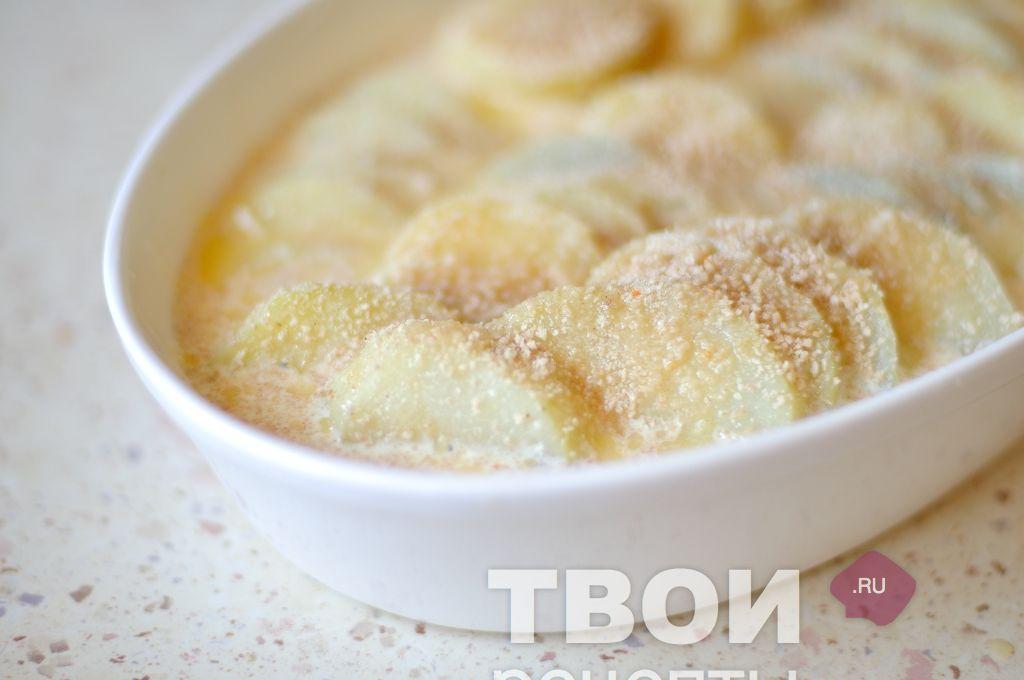 Ньокки картофельные с сыром рецепт пошаговый