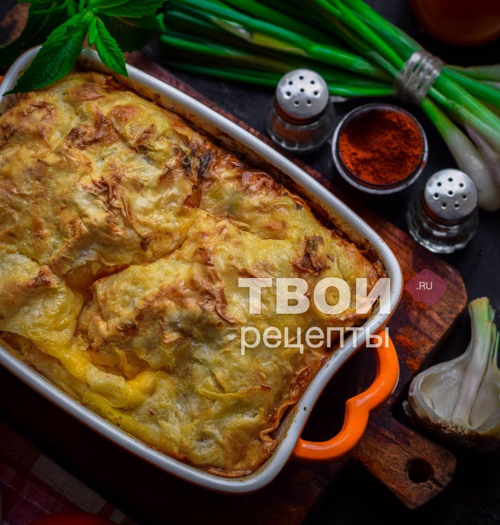 Рецепт хачапури с сыром пошаговое