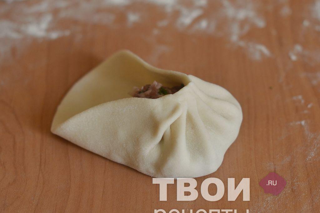 Как готовить хинкали в домашних условиях пошаговый