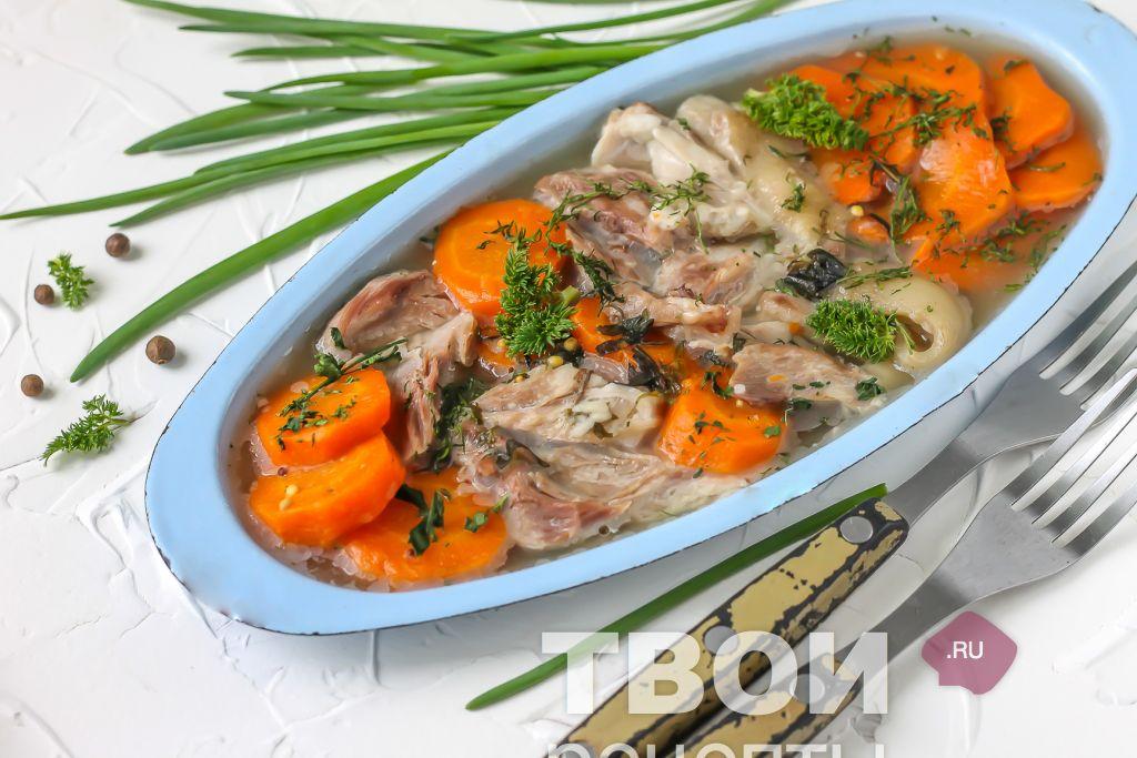 Рецепты капусты брокколи маринованная