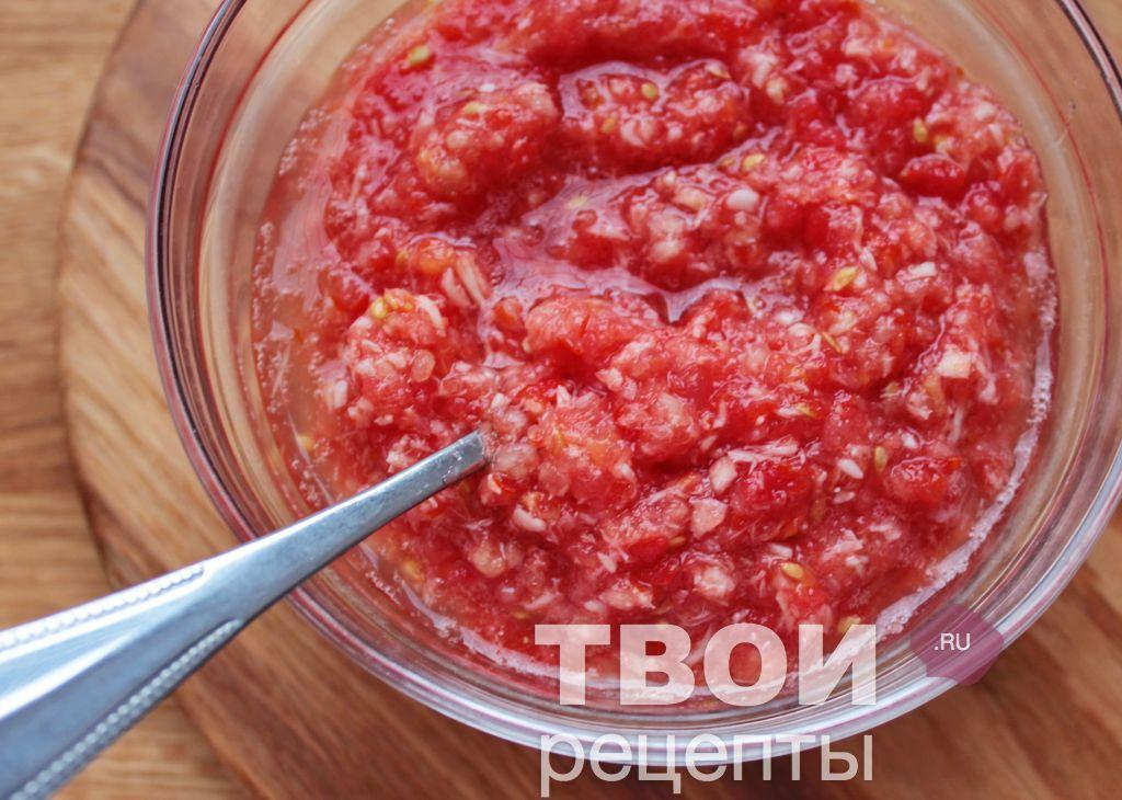Как сделать хренодер с помидорами в домашних 458