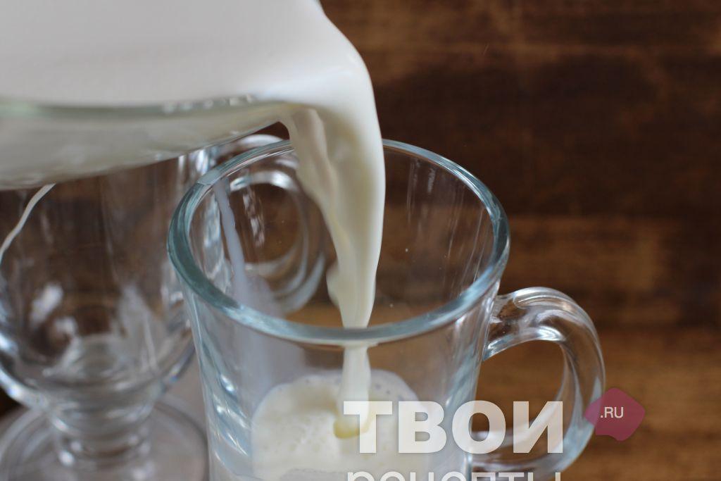 Как сделать кофе латте с сиропом - TurnPike