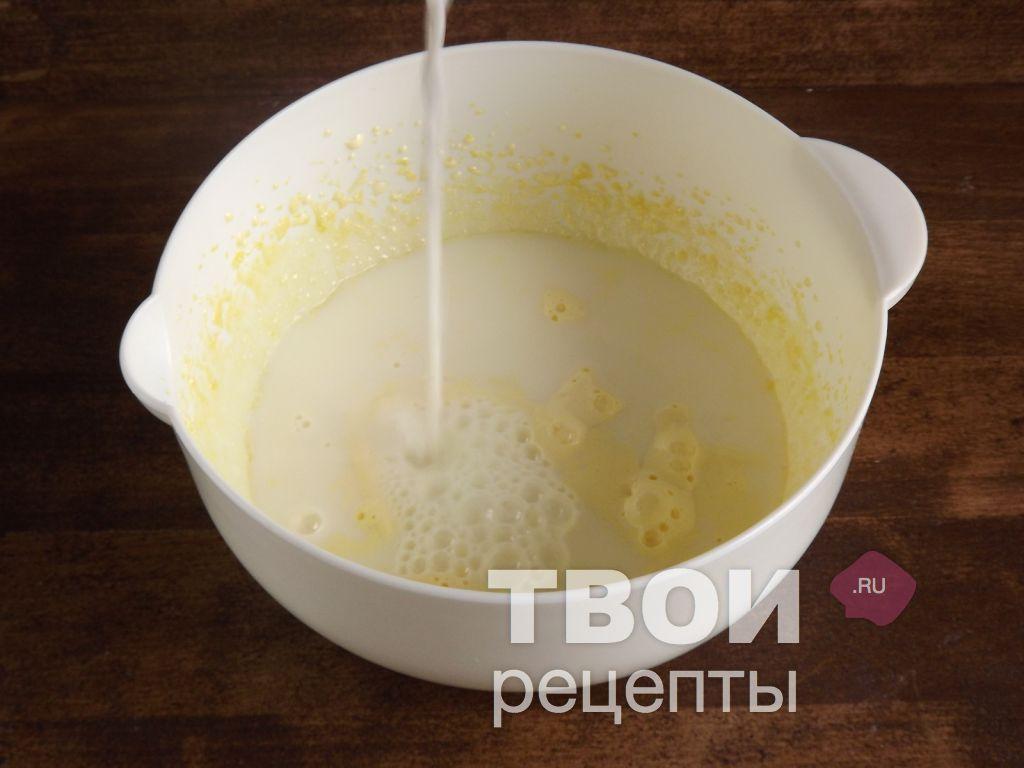 Рецепт гоголь моголь крем
