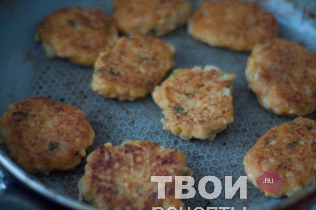 Рыбные котлеты для детей рецепт с пошагово