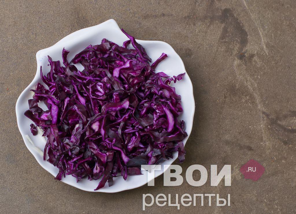 Коул слоу салат рецепт с фото изоражения