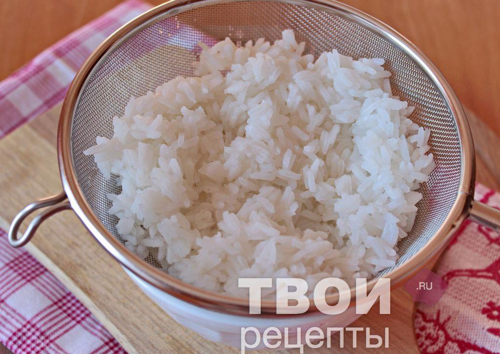 Салат крабовый рецепт без риса пошаговый рецепт