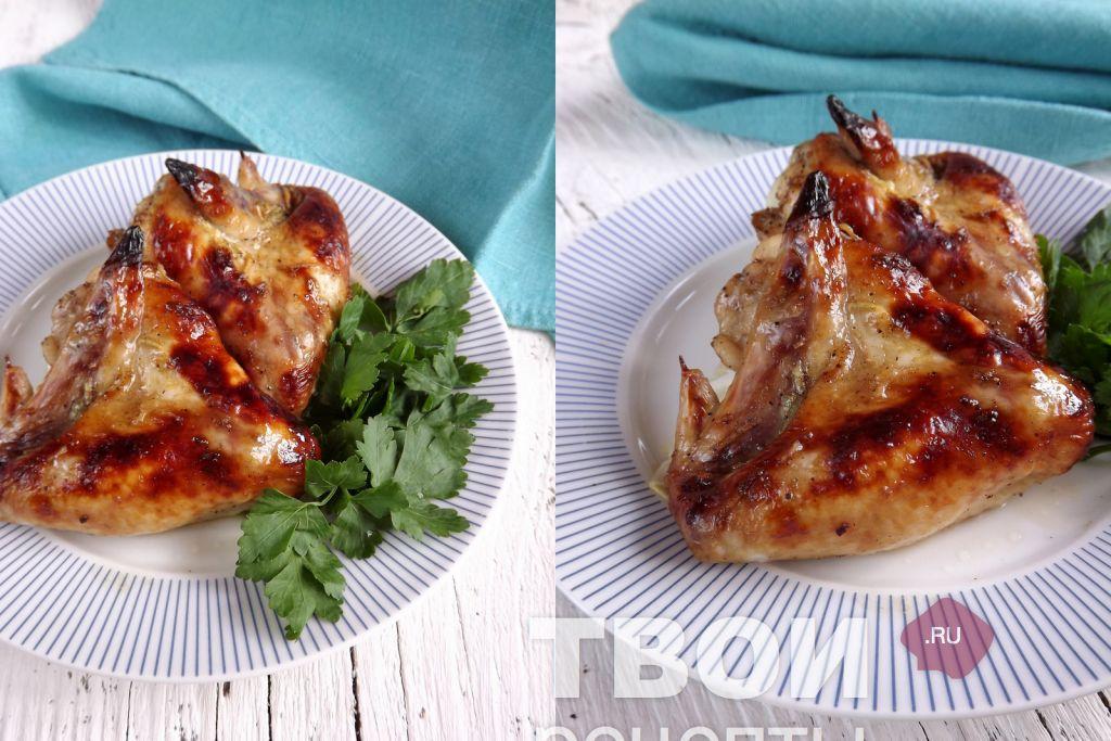 Как сделать крылышки с медом и соевым соусом