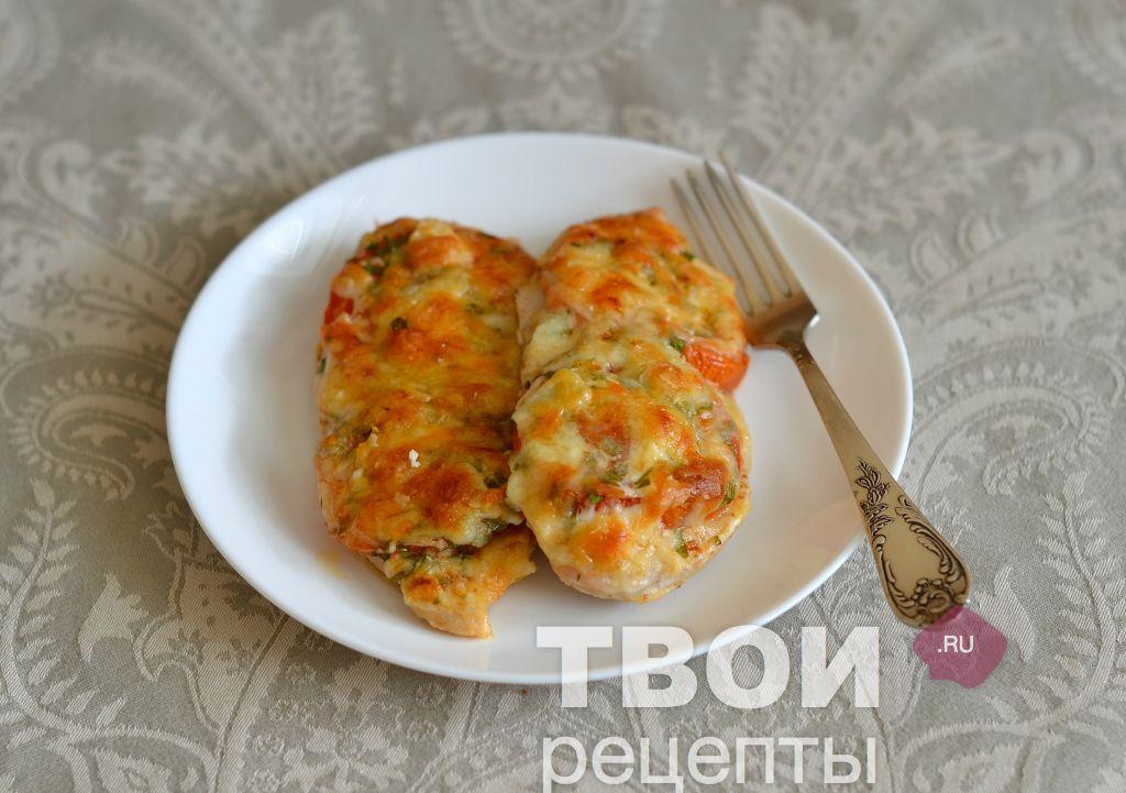 Вторые блюда с куриным филе рецепты