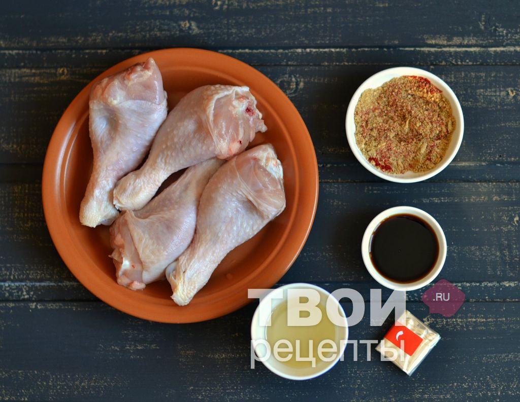 Рецепты с фото пошаговые куриные ножки