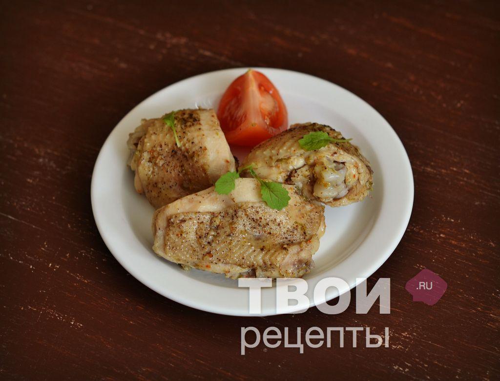 Курица на пару рецепты