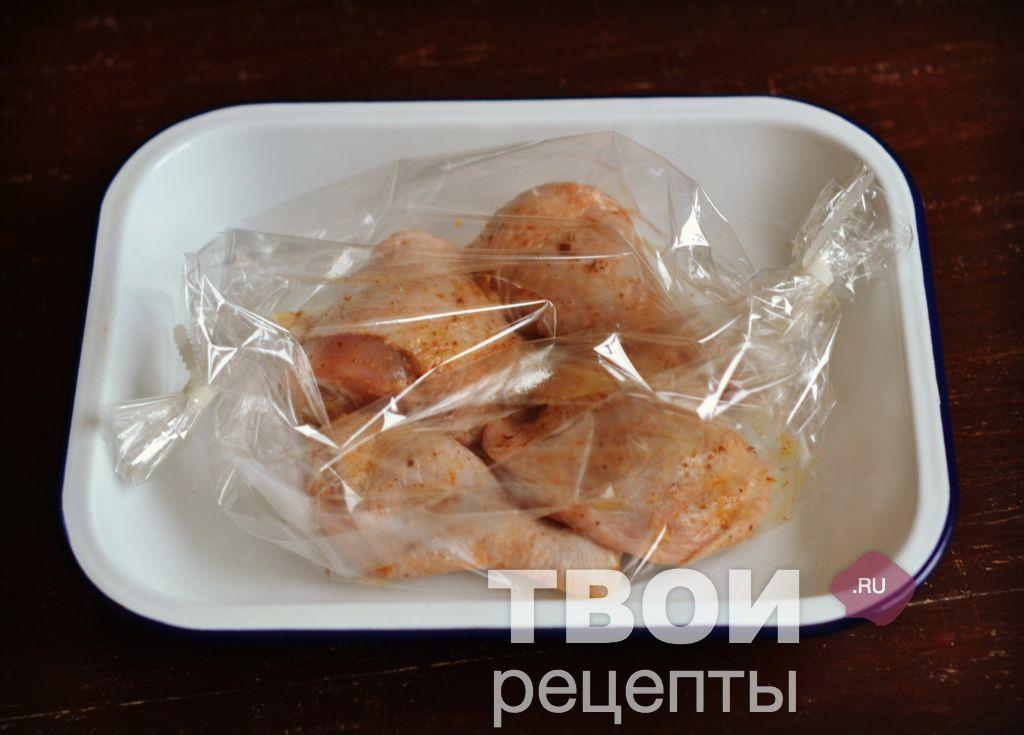 рецепт приготовления курицы в тесте в духовке целиком