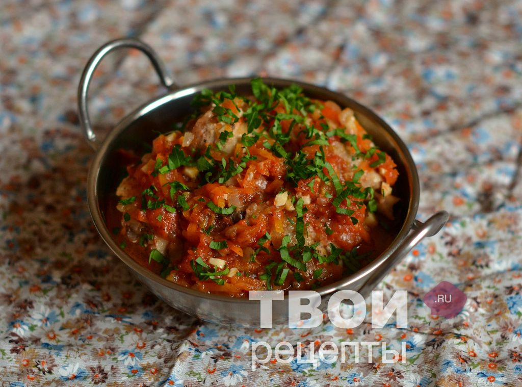 курица в медовом соусе рецепт с фото на сковороде