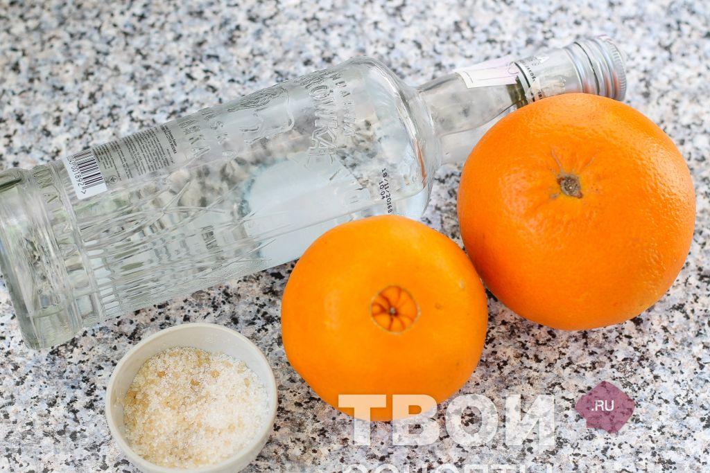 Домашний сок из апельсинов замороженных в домашних условиях 454
