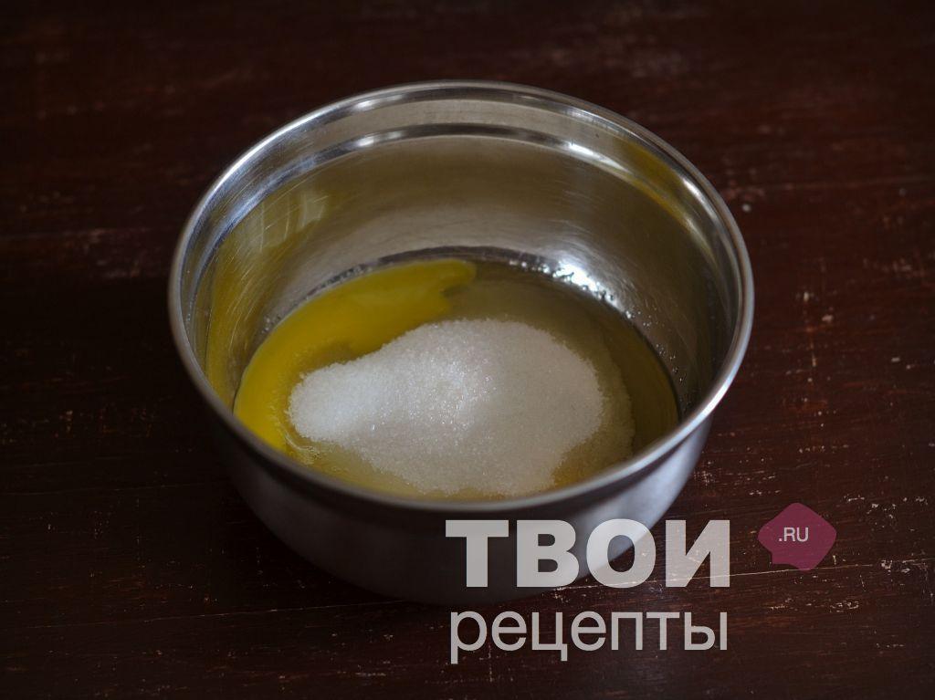 Кексы рецепт с пошагово без масла