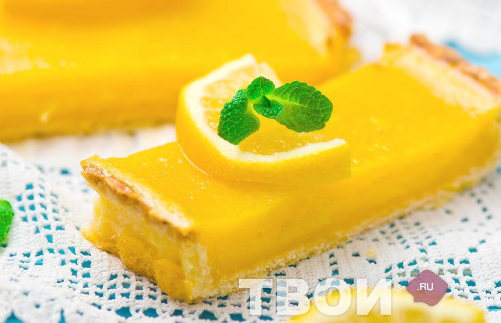 Пирог с лимонной начинкой - вкусный рецепт с пошаговым фото 91