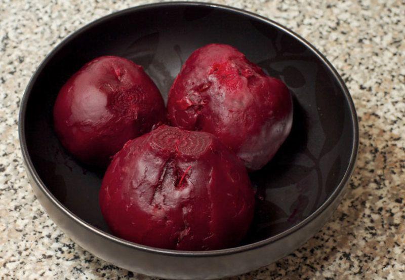Рецепт свекольного борща с фото пошагово