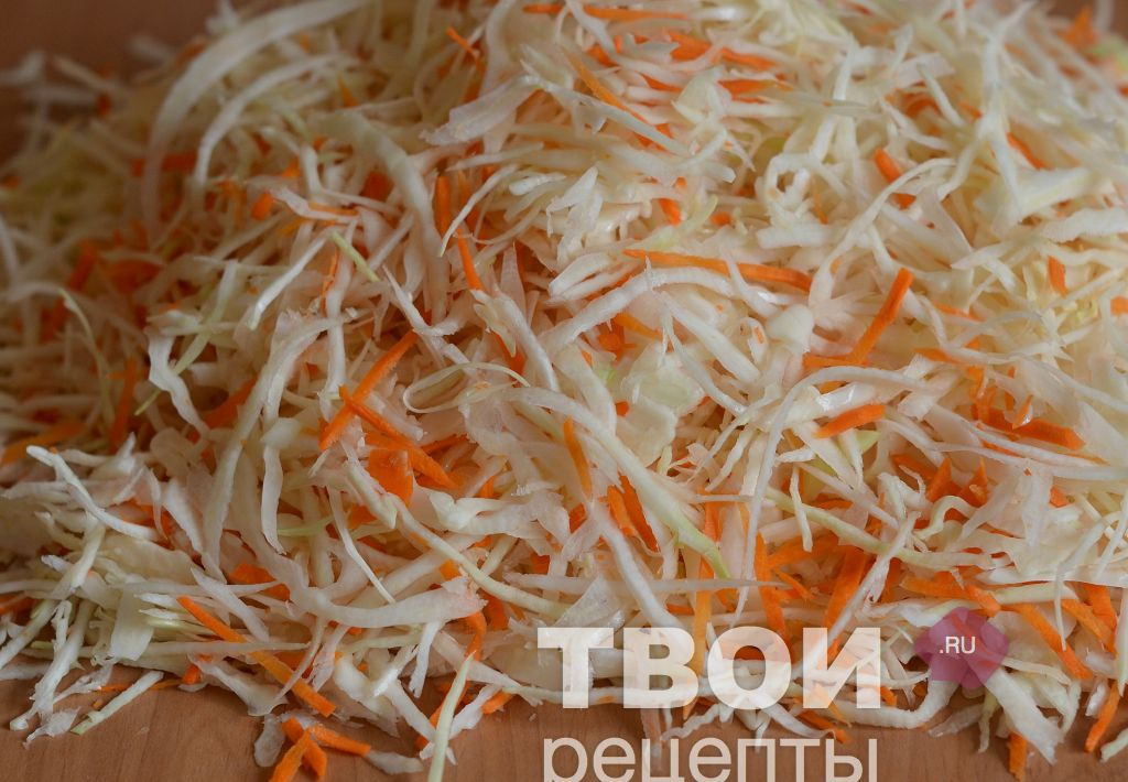 Фото рецепт заготовки цветной капусты