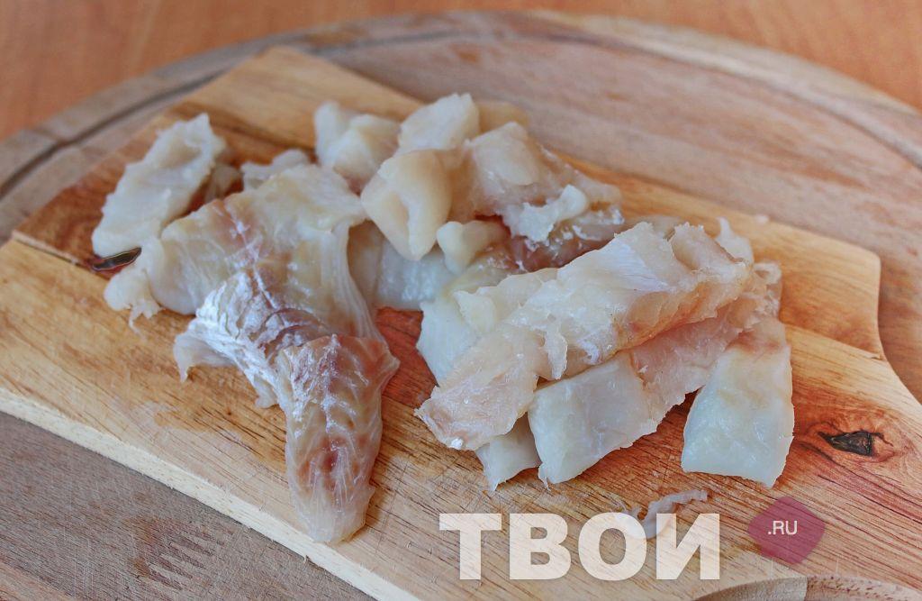 вкусный минтай в духовке рецепты с фото