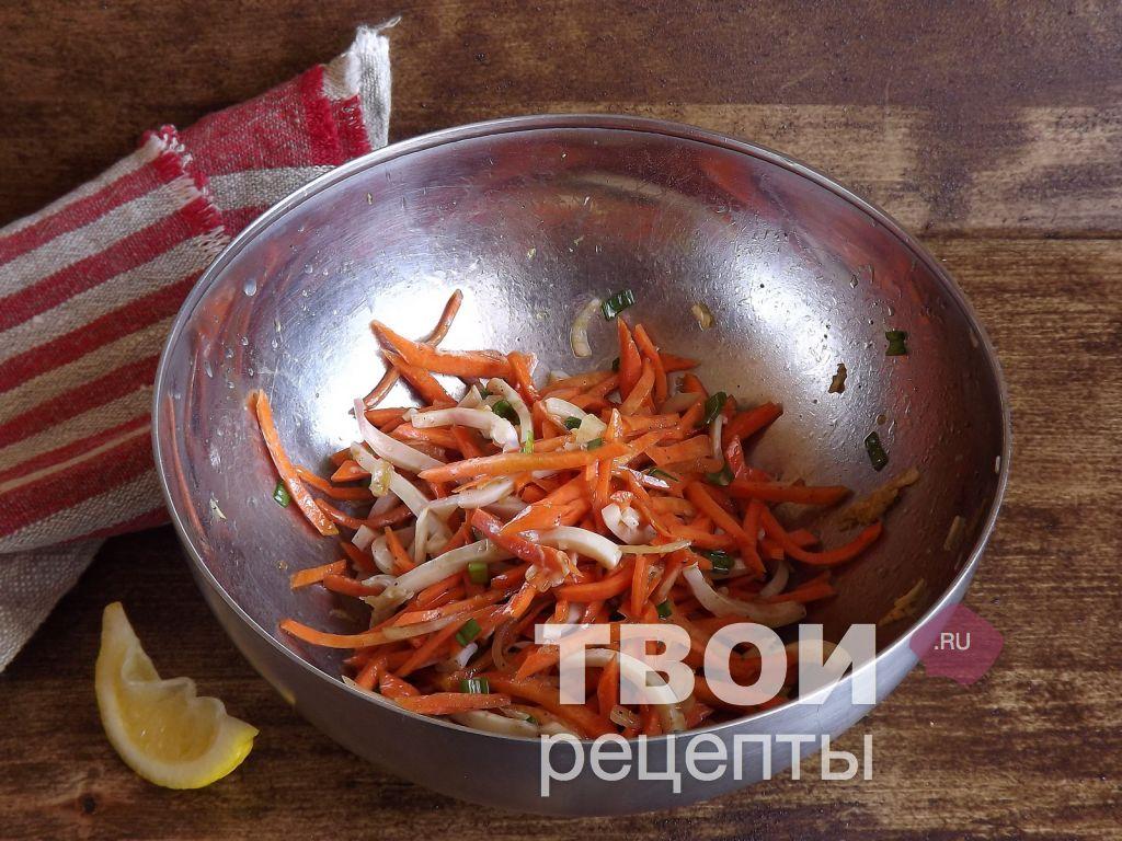 Морковь по-корейски в домашних условиях с соевым соусом