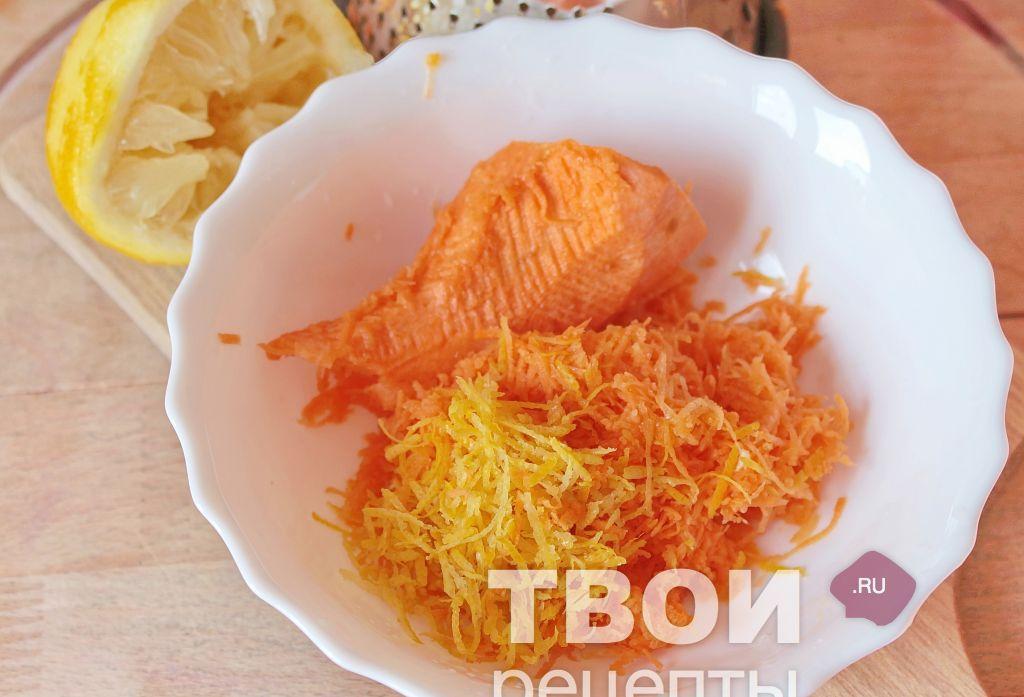 запеканка морковная рецепт в духовке с манкой рецепт