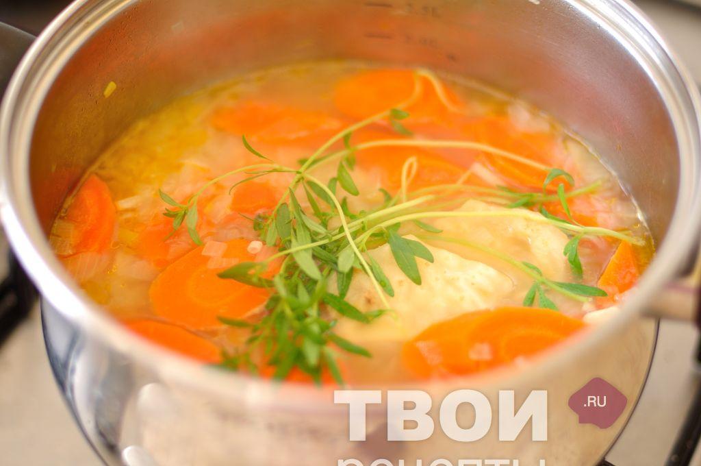 супы пюре рецепты с пошаговым фото #10
