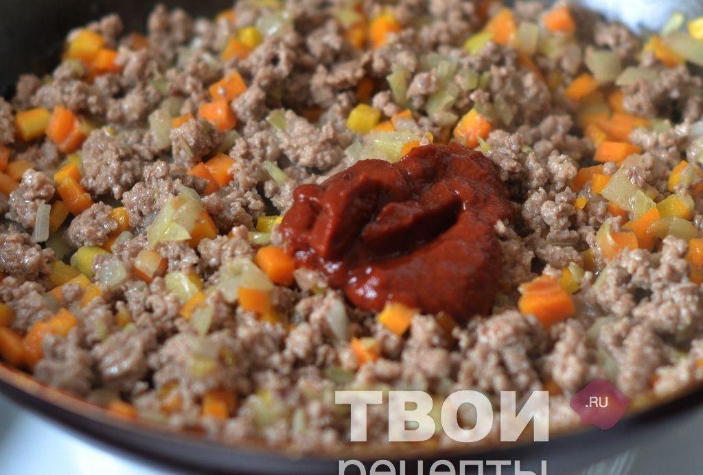 томатном пошаговым рецепт в фото тефтели с соусе