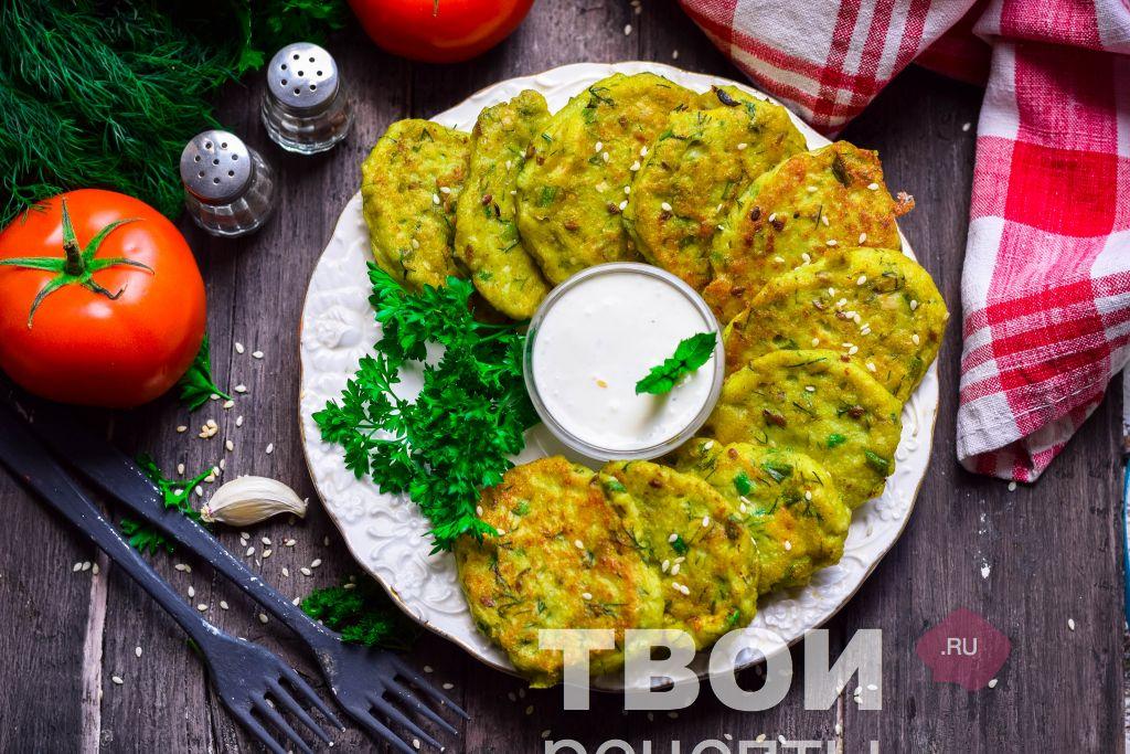Оладьи из брокколи с сыром рецепт пошагово