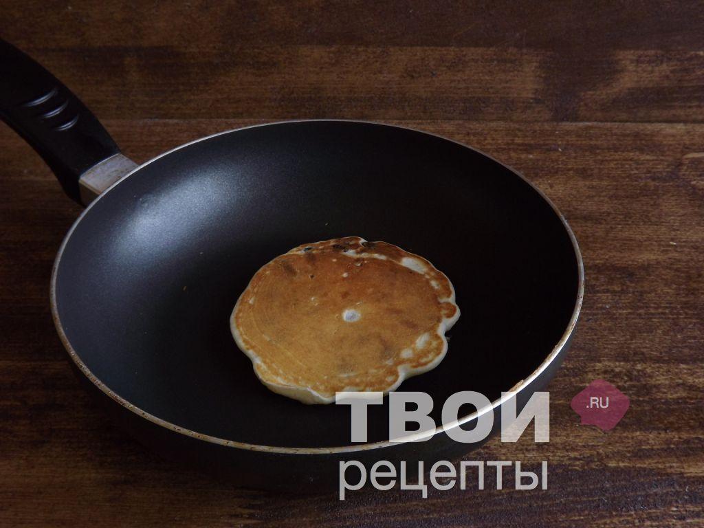 оладьи на сыворотке рецепт с фото