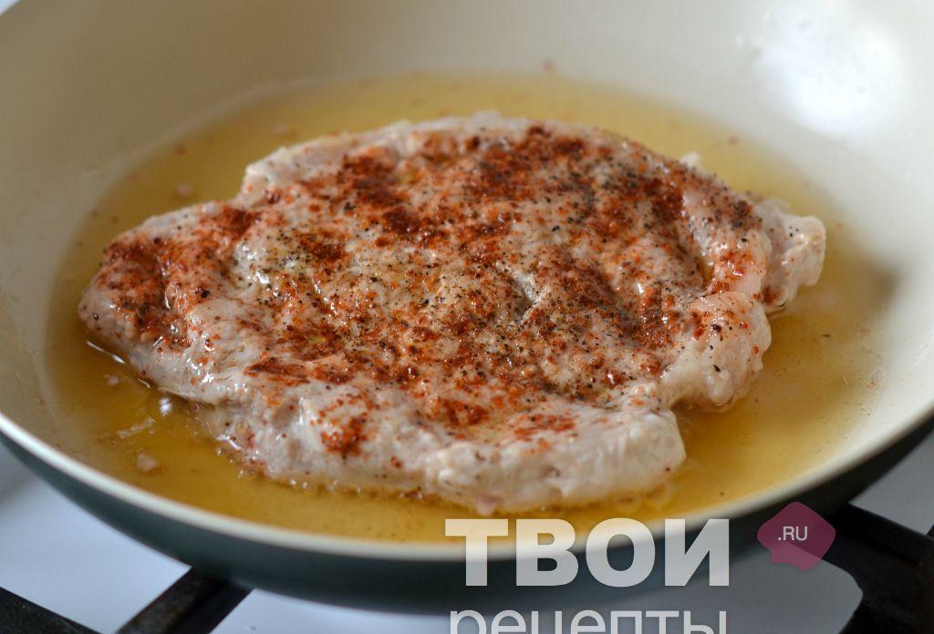 Простые блюда из свинины на сковороде рецепты