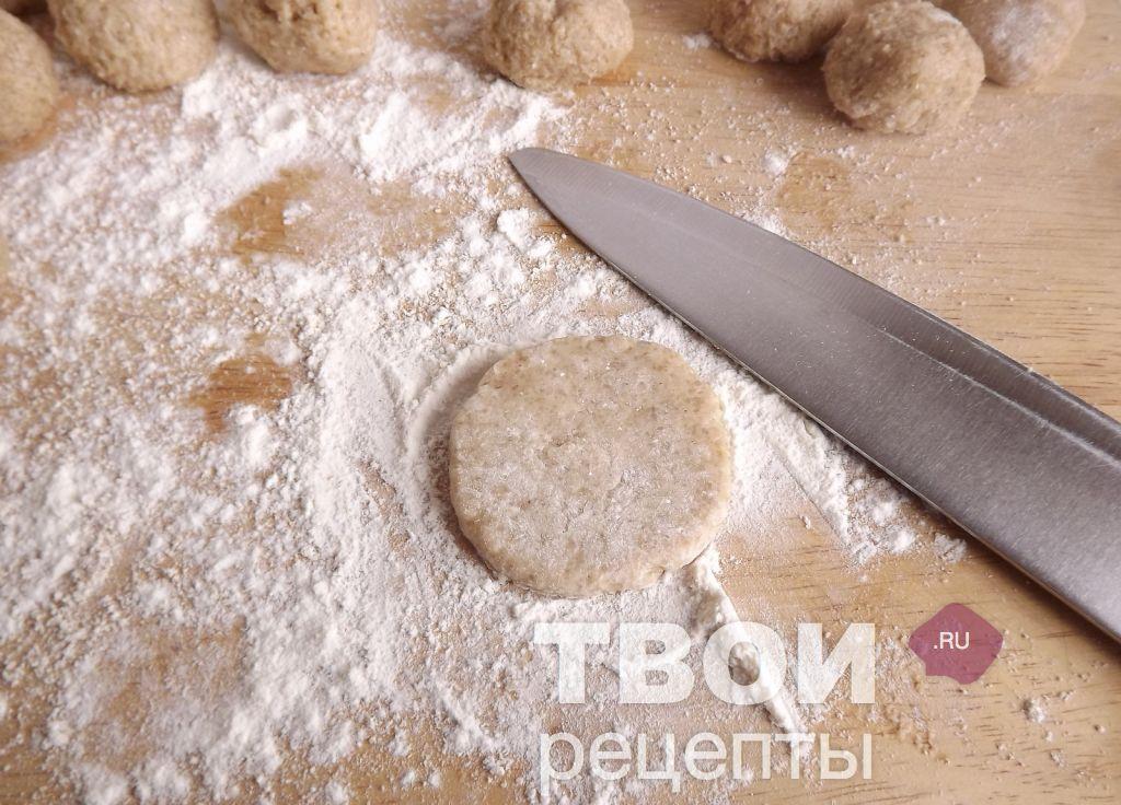Овсяное печенье рецепт с пошаговыми рецептами