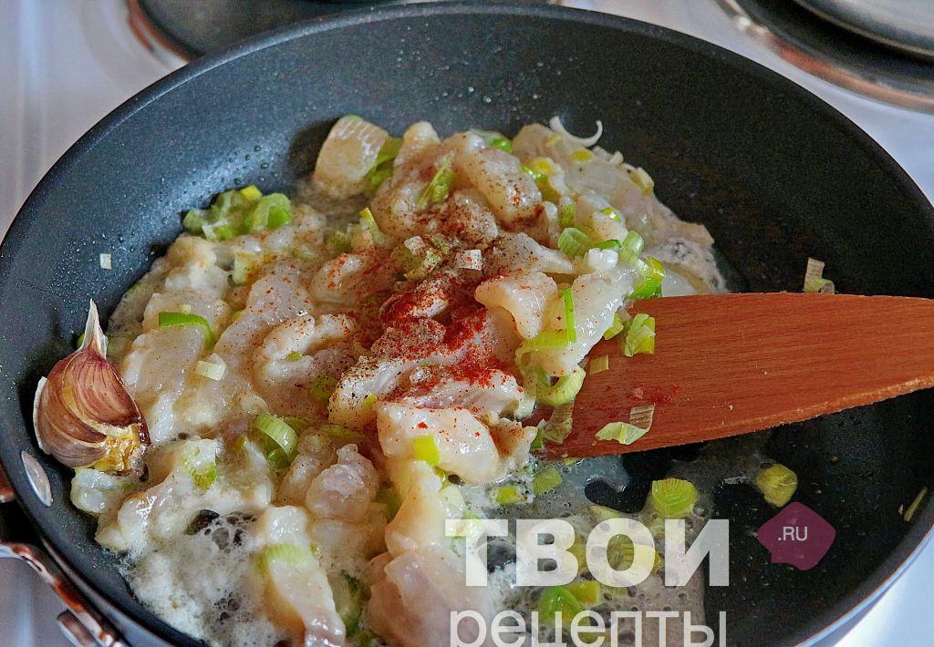 Пангасиус сковороде рецепт фото