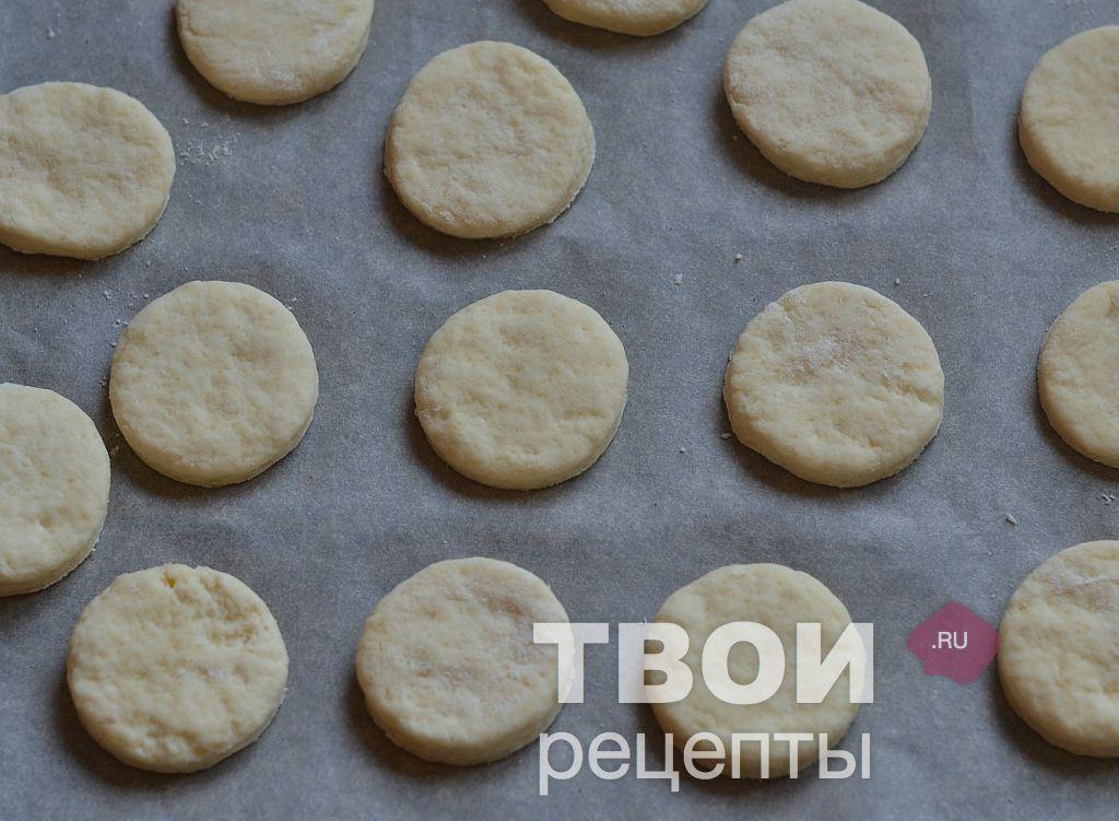 Рецепт печенья из йогурта