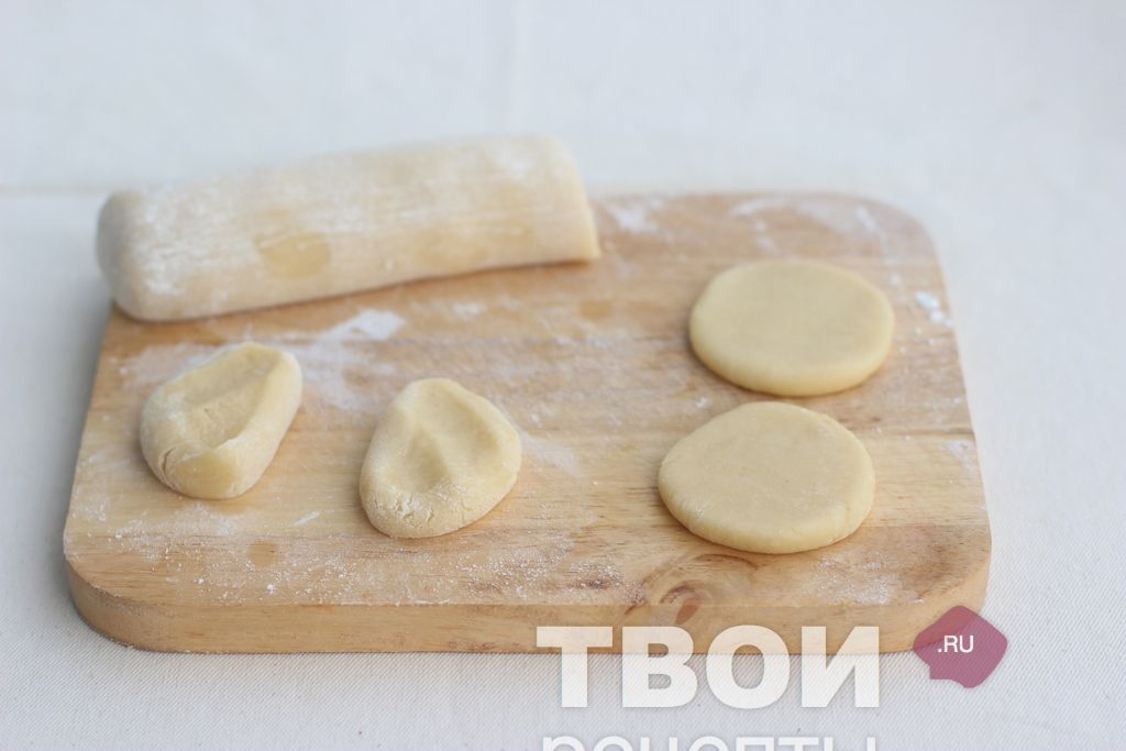 Как сделать печенье без яиц на сковороде
