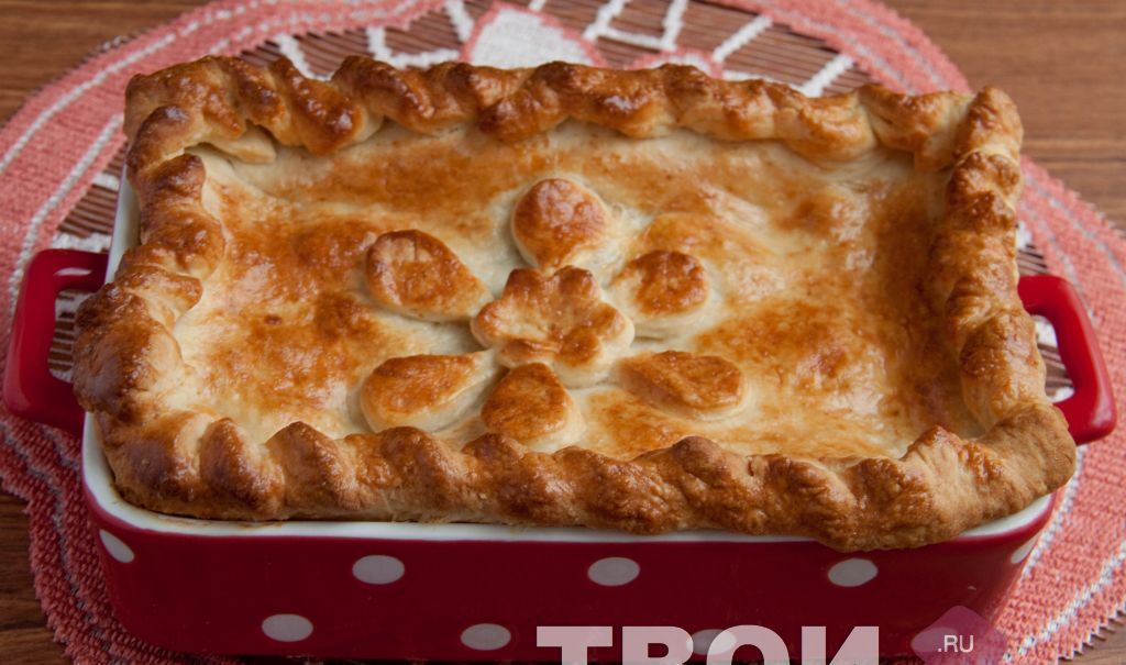 Приготовить пирог рецепт фото
