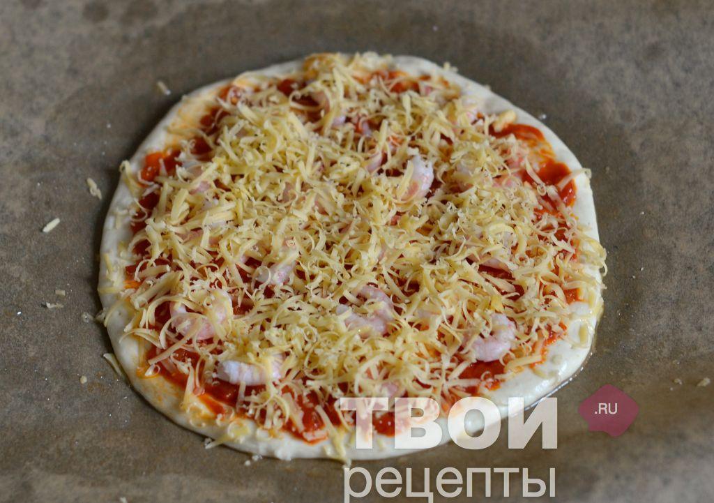 Вкусная пицца рецепт с пошагово